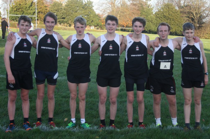 Harrogate and Craven Area Cross-Country Championships