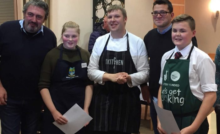 Rotary Club Young Chefs Competition
