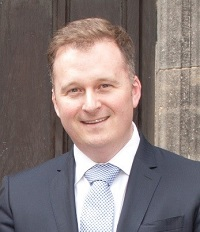 Mr Evans Headmaster