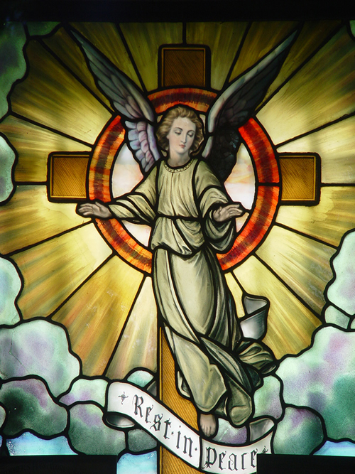 stained-glass-angel