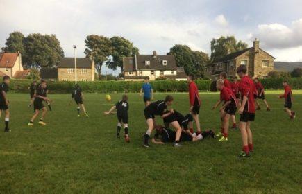Y9 Rugby