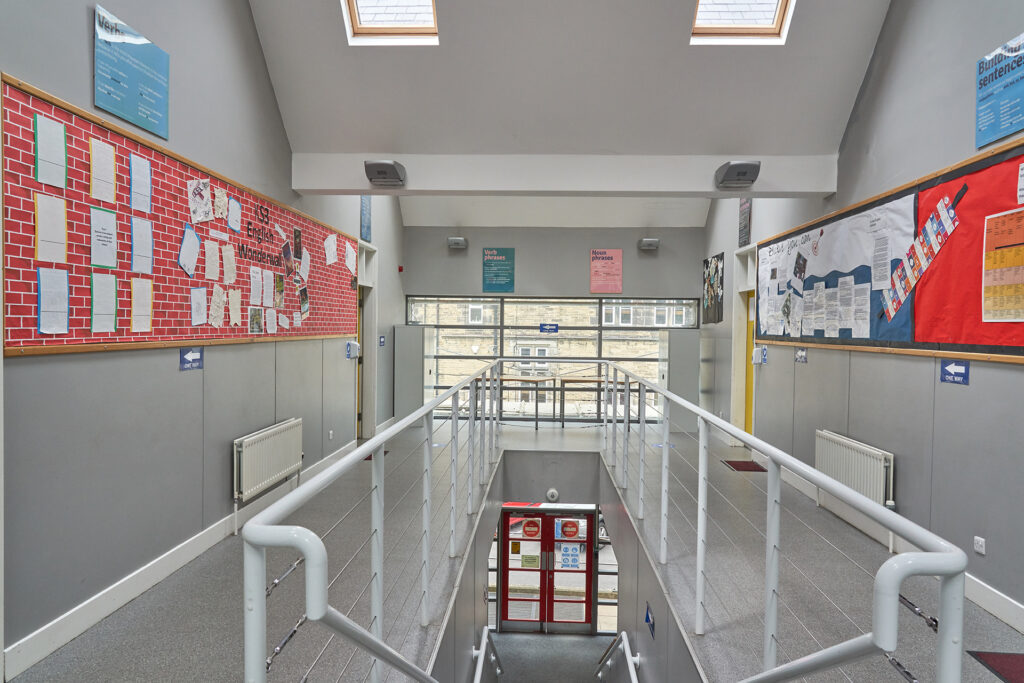 English Stairs