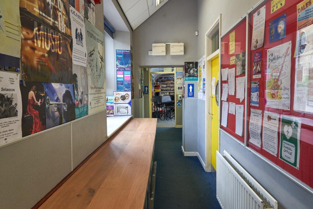 Music Corridor