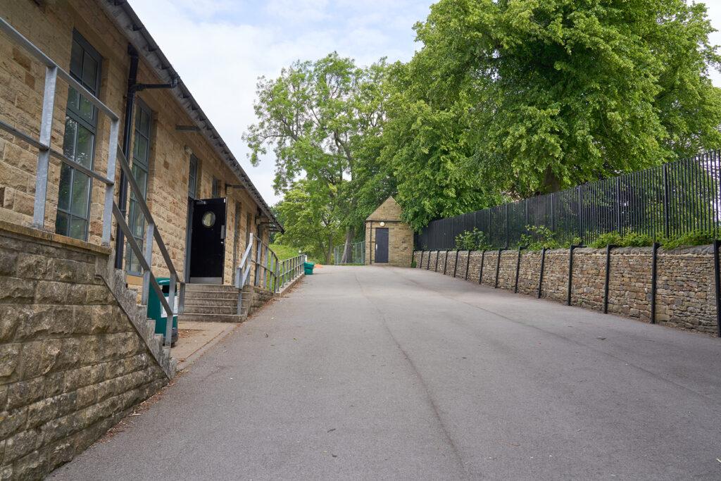 Refectory Outside