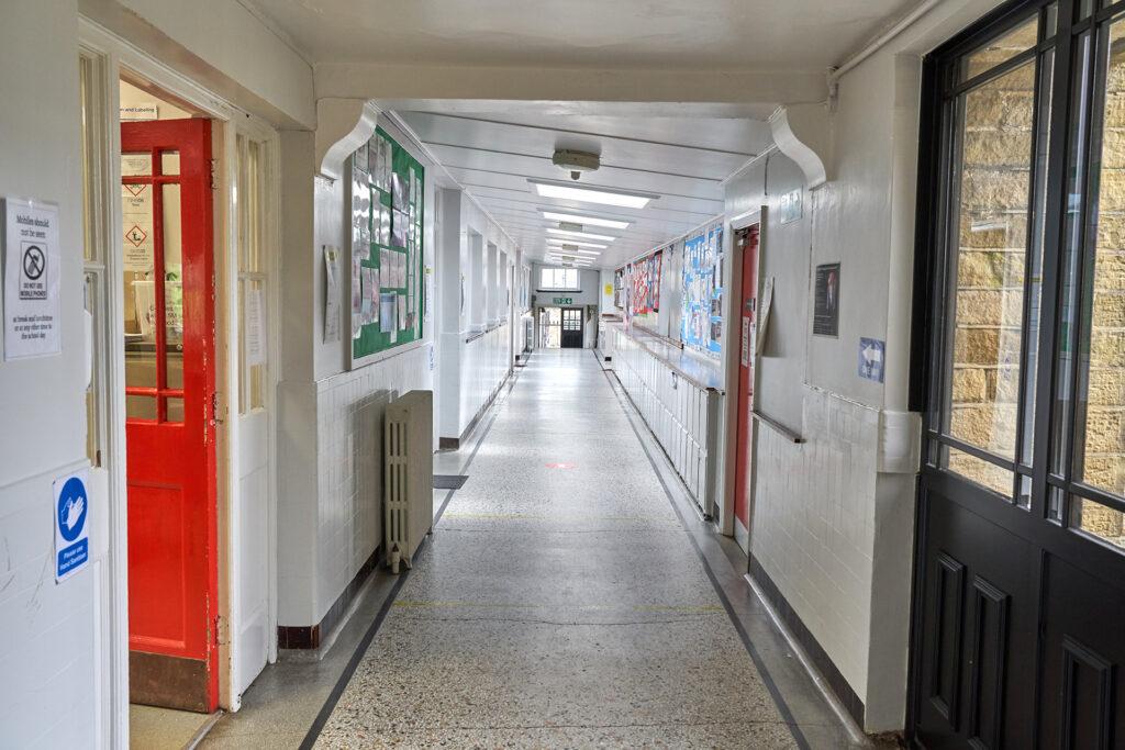 Science Corridor